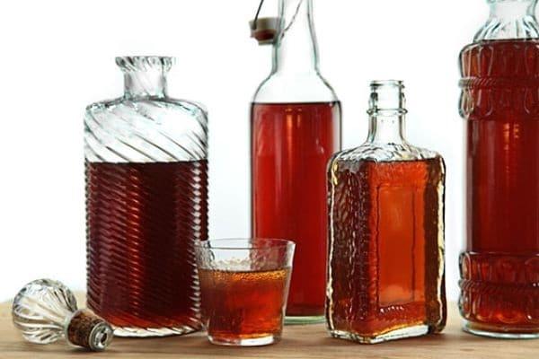 Коньячные напитки в домашних условиях