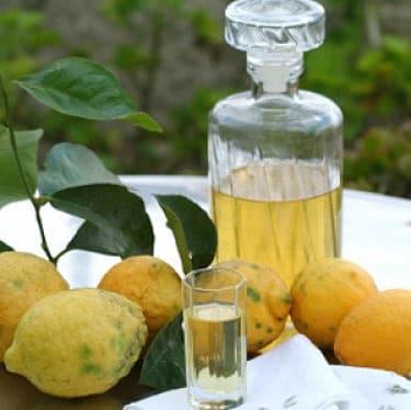 лимонный самогон