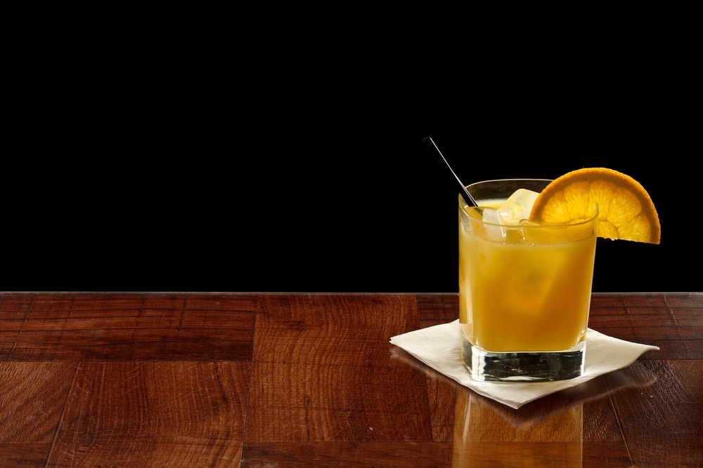 Рецепты апельсиновой настойки на водке