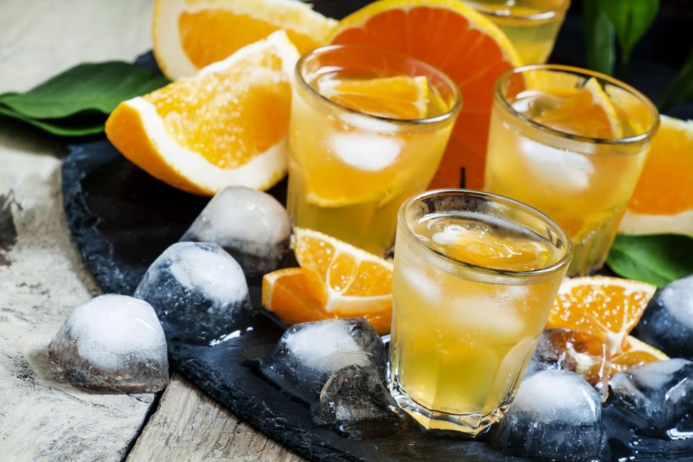 Рецепт классический апельсиновой настойки