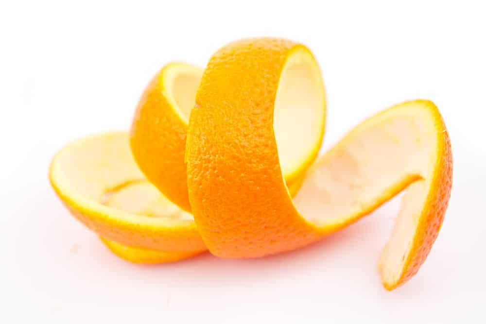 Полезные свойства апельсиновой цедры
