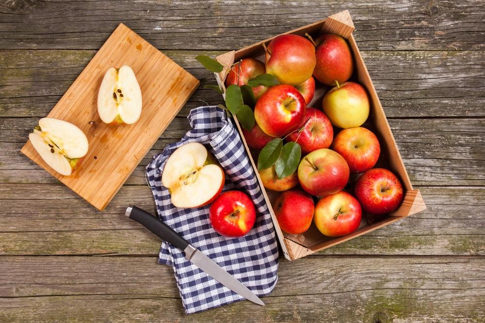 Технология приготовления браги из яблок