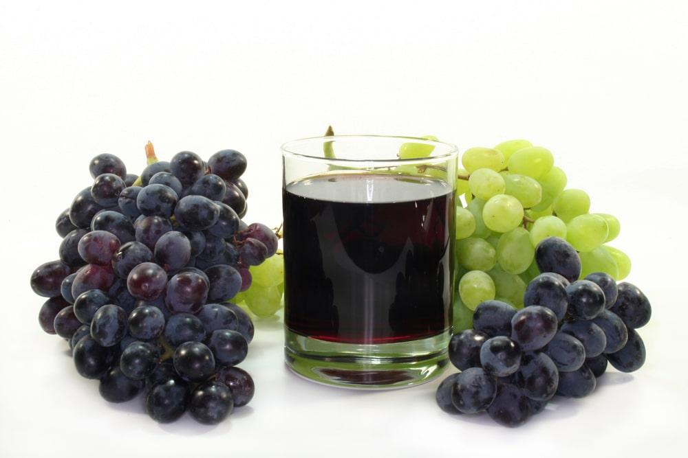 Брага из виноградного нектара