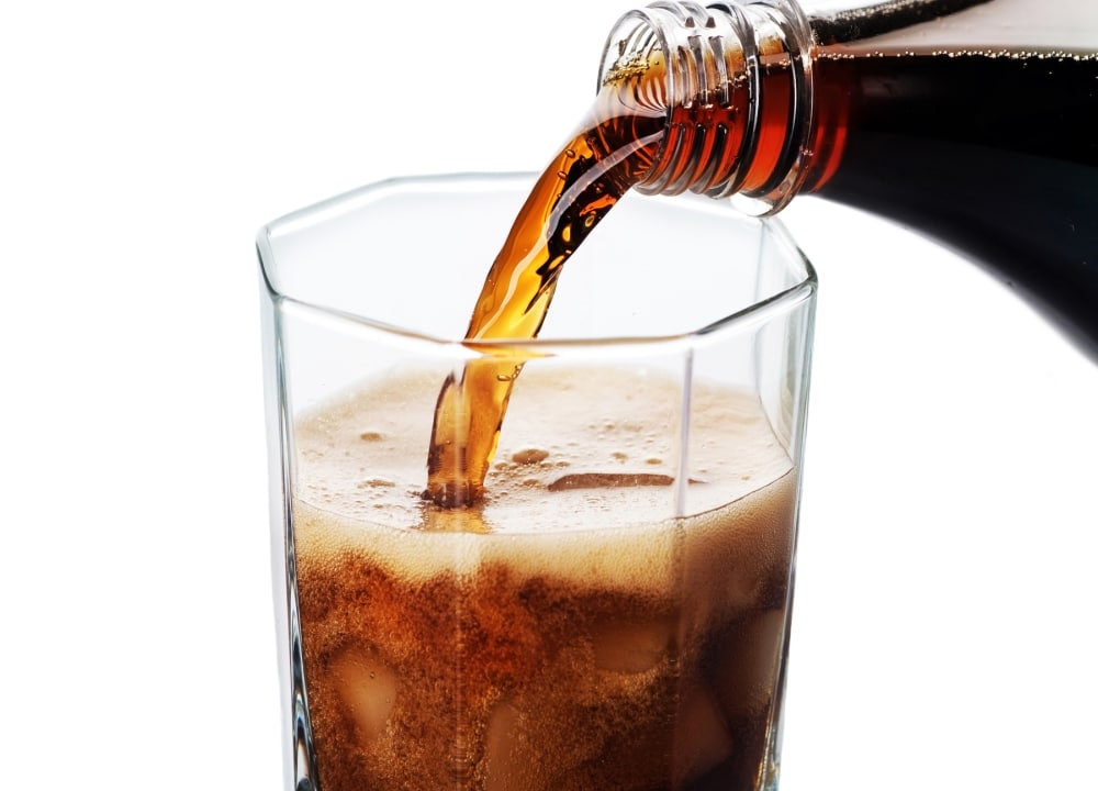 Пропорции коктейля виски с колой
