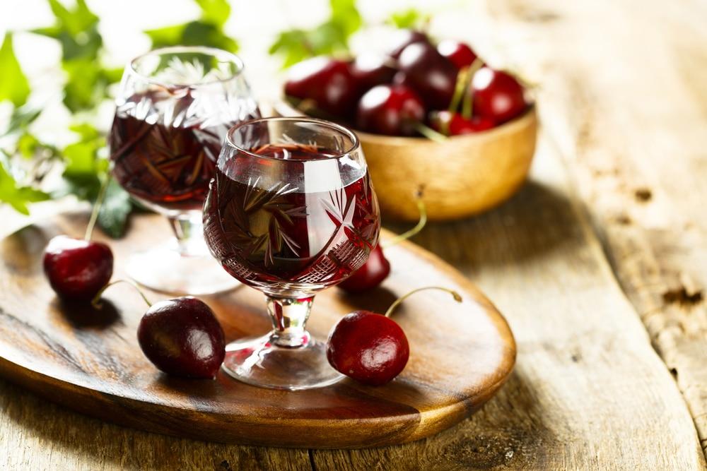 Рецепт приготовления вишневой настойки на спирту