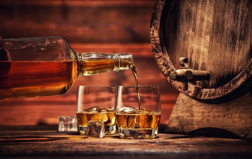 Рецепт домашнего виски из спирта