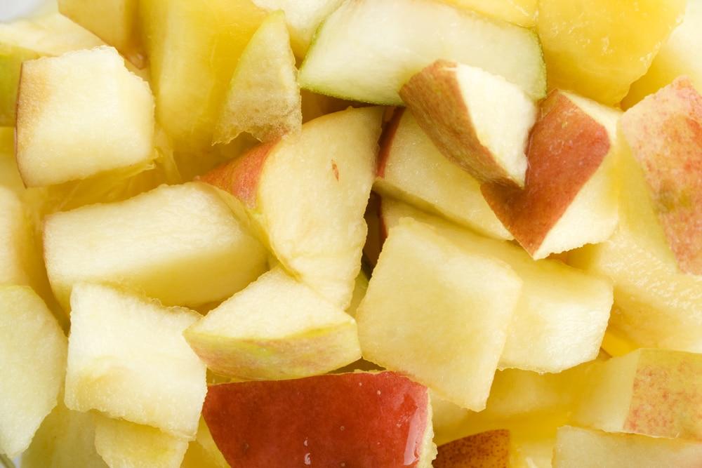 Поставить брагу для самогона из яблок