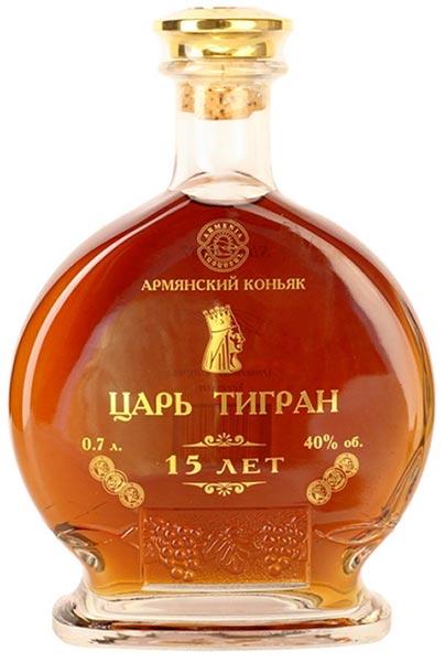 «Царь Тигран» (40°, Армения)