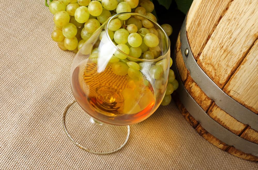 Коньяк из винограда - вкус блаженства!