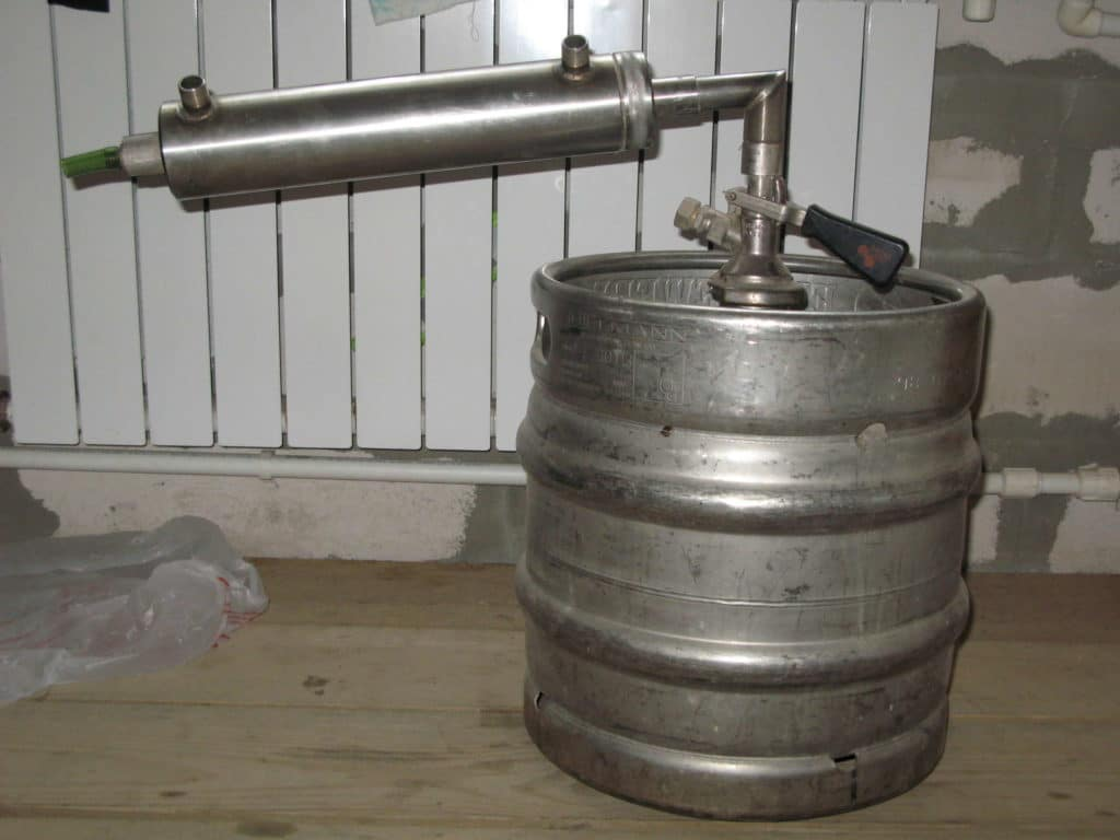 оборудование для самогоноварения
