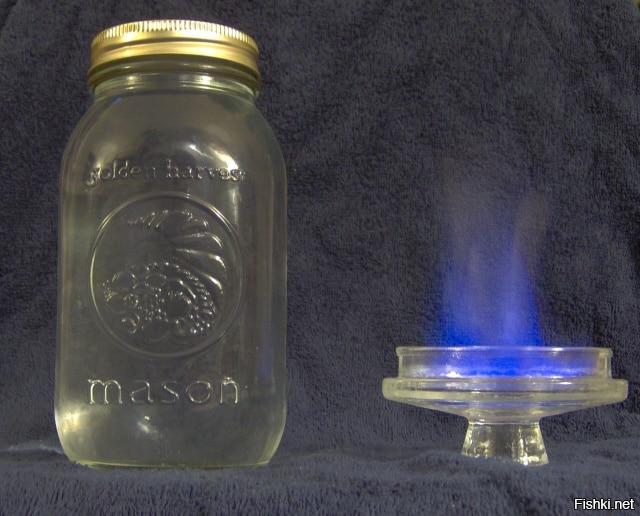 горение самогона