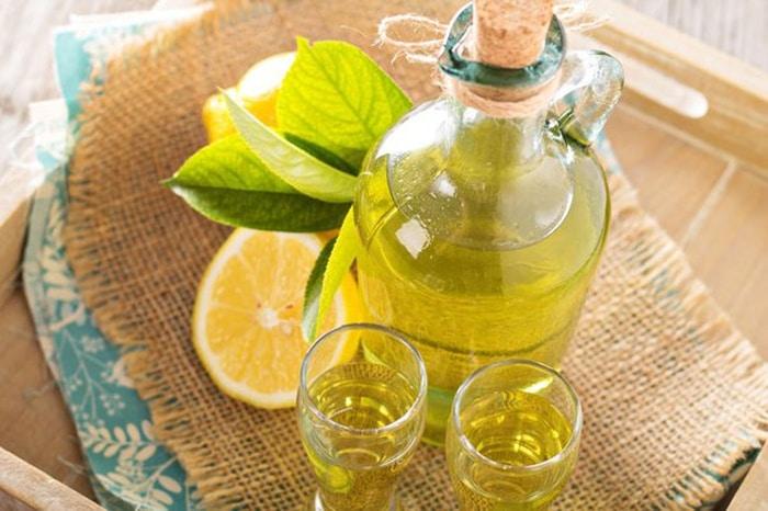 лимоный ликер