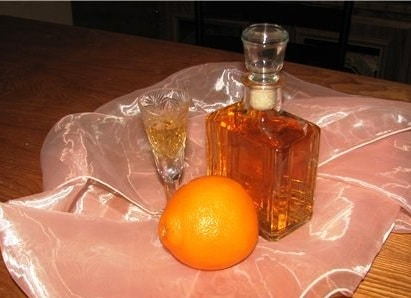 апельсиновый самогон