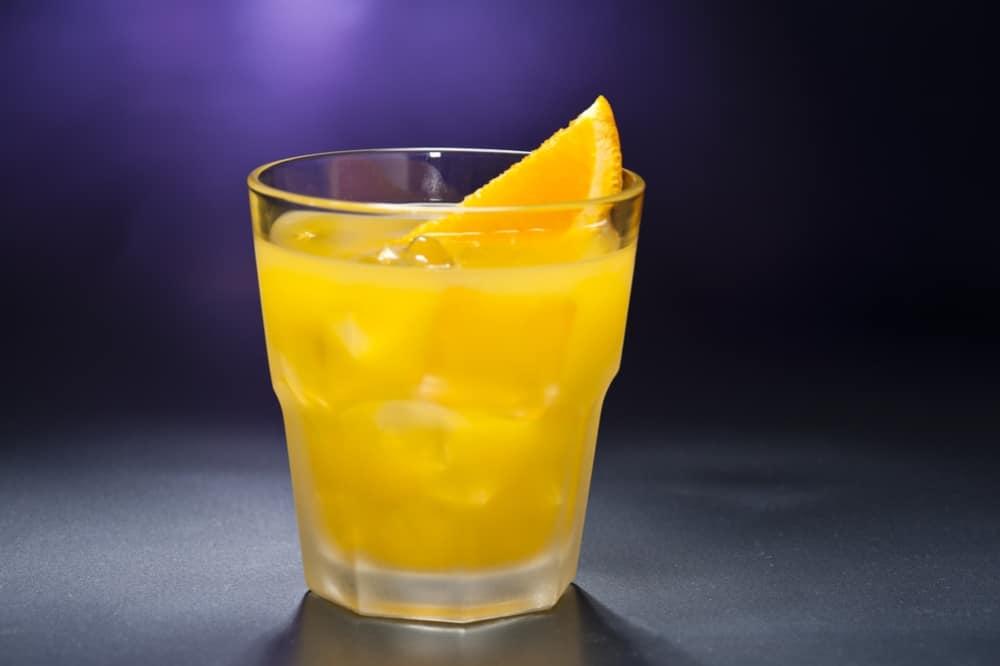 Настойка апельсиновая на самогоне