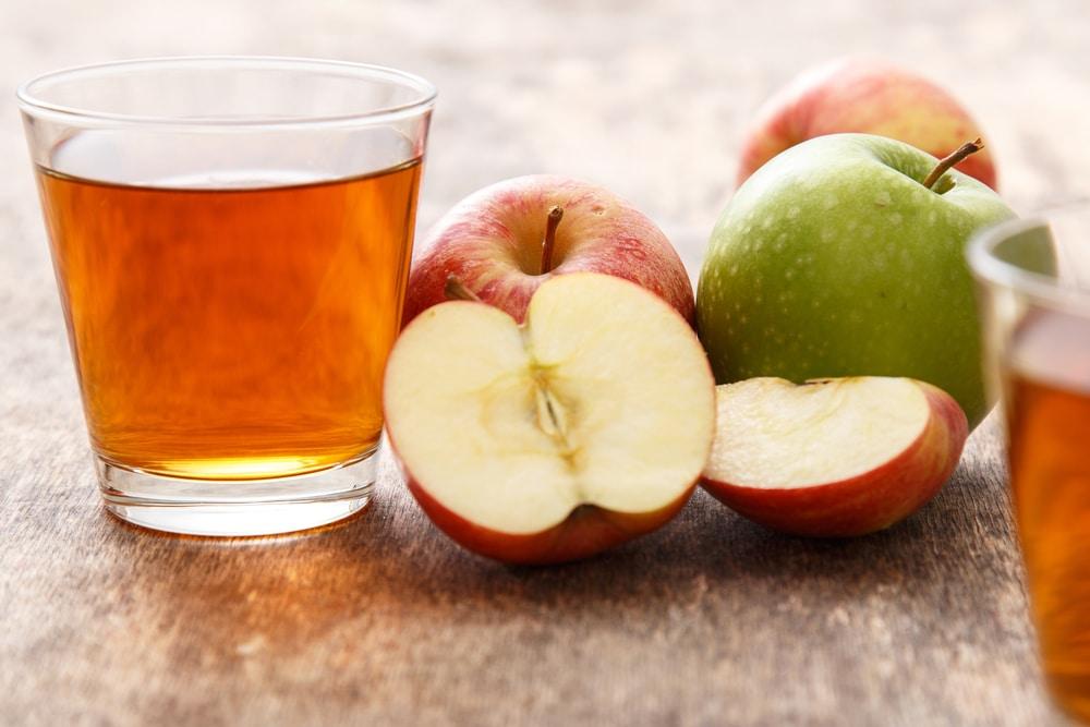 Брага из яблочного сока