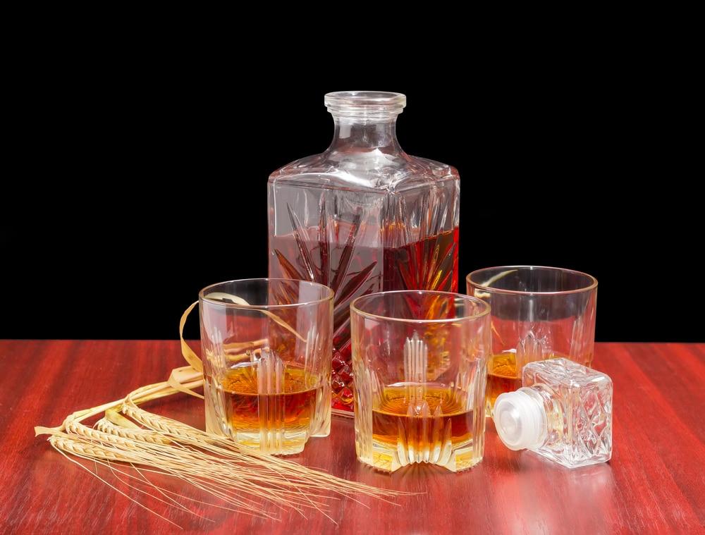 Виски из ячменя